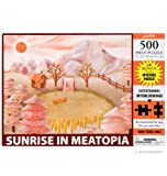 SUNRISE IN MEATOPIA JIGSAW PUZZLE