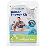 Rapidbath Indoor Shower Kit, 1-Pack