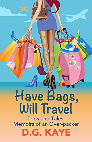 Have Bags, Will Travel by D.G. Kaye ebook deal