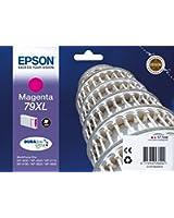 Epson 79XL DURABrite Ink Cartridge - Magenta