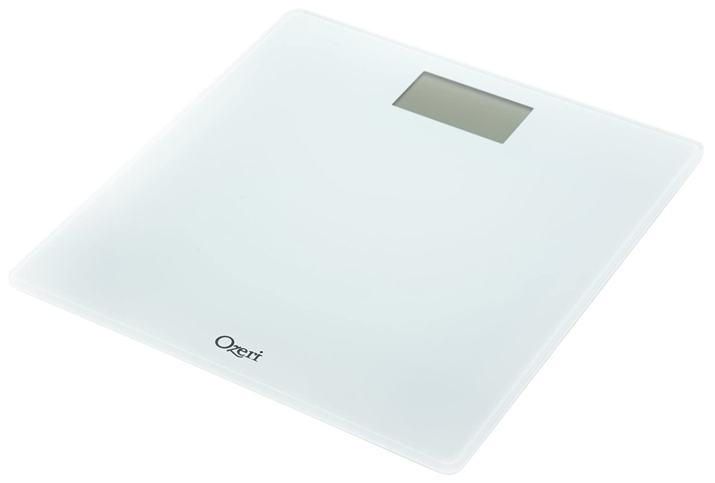 Ozeri ZB18-W Precision Digital Bath Scale, White