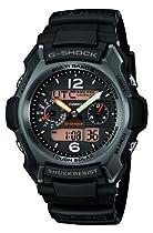 Casio GW-2500B-1AER Mens G-Shock Tough Solar Dual Display Watch