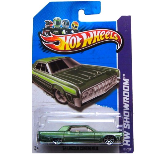 Hot Wheels HW Showroom 191/250 '64 Lincoln Continental