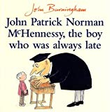 JOHN PATRICK NORMAN MCH-PA (009975200X) by Burningham, John