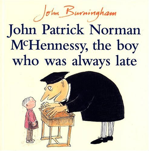 John Patrick Norman McHennessy (Red Fox Picture Books)