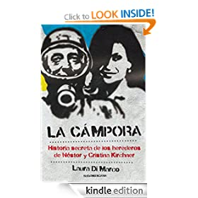 LA CAMPORA (Spanish Edition)