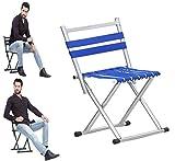 Vivir 2 in 1 Mini Folding Chair And Stool