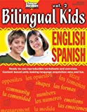 img - for Bilingual Kids: English-Spanish, vol. 2, Reproducible Resource Book (Spanish Edition) book / textbook / text book