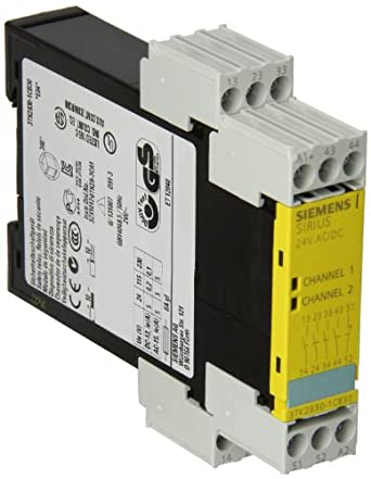 siemens 3tk28 30 1cb30 safety relay expansion unit  screw Box Type Relay Connection Refrigerator Compressor Start Relay Diagram