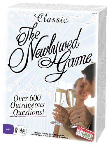 Classic The Newly Wed Game-NEW