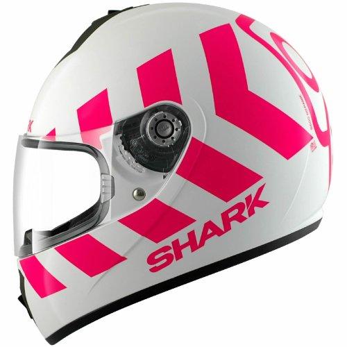 HE2422EWVWM - Shark S600 Pinlock No Panic Motorcycle Helmet M Pink (WVW)