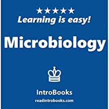 Microbiology Audiobook by  IntroBooks Narrated by Tracy Tupman