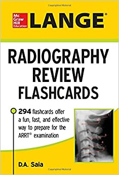 LANGE Radiography Review Flashcards: 9780071834629: Medicine & Health