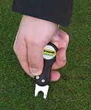 Flix Divot Repair Tool Black from Champ