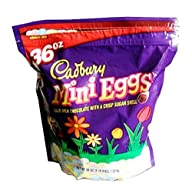 Cadbury Easter Candy Coated Mini Eggs…