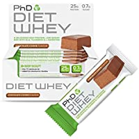 12-Pack PhD Nutrition 50g Diet Whey Bar (Chocolate Cookie)