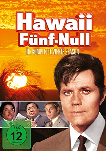 Hawaii Fünf-Null - Season 4 [6 DVDs]