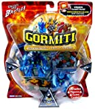 Gormiti Series 1 Mini Figure 4Pack Polypus, Mantra the Implacable, Wise Destroyer, Florus the Poisoner Random Colors