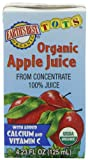 Earth's Best Organic Tots Aseptic Apple Juice, 4.23-Ounce Boxes (Pack of 44)
