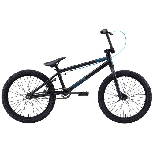 Eastern Bikes 120 Lowdown 2013 Edition BMX Bike with Black Rim (Matte Black, 20-Inch)