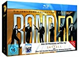James Bond 007: Die Jubil�ums-Collection inkl. Skyfall (24 Discs) [Blu-ray]