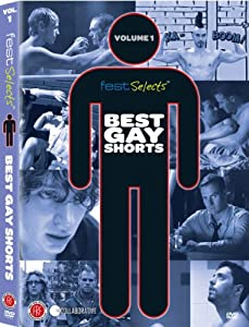 Fest Selects: Best Gay Shorts 1 [DVD] [Region 1] [US Import] [NTSC]