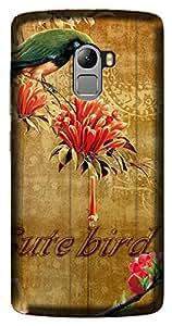 WOW Printed Designer Mobile Case Back Cover For Lenovo Vibe A7010