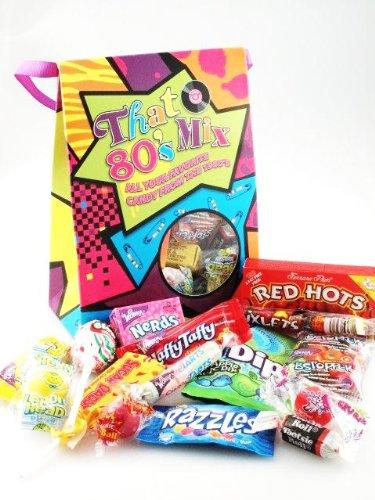 Classic 80's Candy Mix (1980's Retro Candy Bag- Decade Bag)