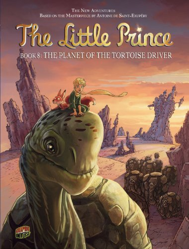 The Planet of the Tortoise Driver (Little Prince)