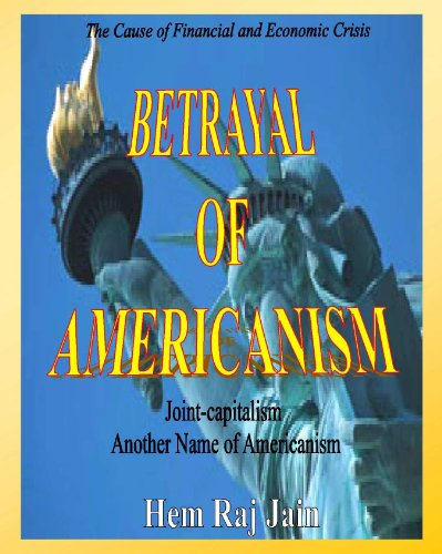 Betrayal Of Americanism