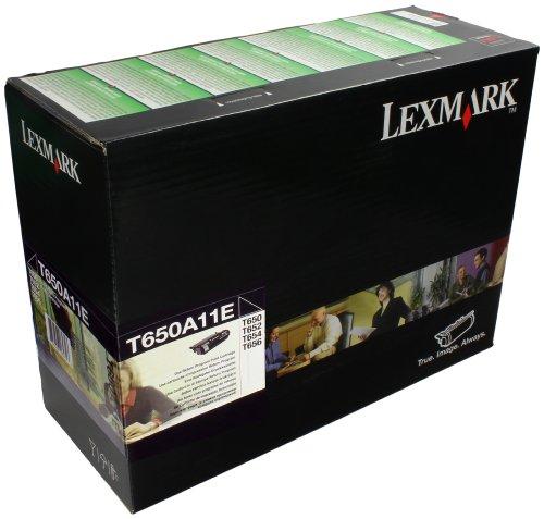 Lexmark - Cartouche de toner - 1 x noir - 7000 pages - LRP / LCCP