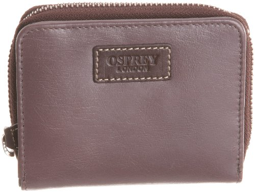 New OSPREY Womens Ladies  LONDON Leather TOTE BAG Vega Croc Black Medium