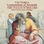 VICTORIA. Lamentations of Jeremiah. T...