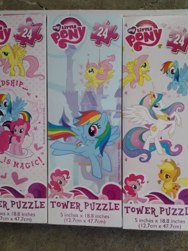 My Little Pony 24 Piece Tower Puzzle - One - Varied Design