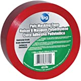 Intertape Polymer Group 4379PL Stucco Masking Tape, 1.88-Inch x 60-Yard