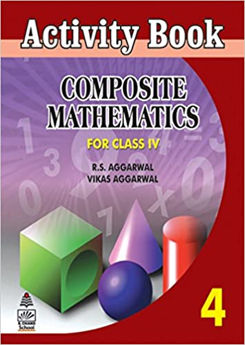 ACTIVITY COMPOSITE MATHEMATICS-4 price comparison at Flipkart, Amazon, Crossword, Uread, Bookadda, Landmark, Homeshop18