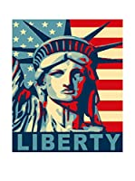 Legendarte Lienzo Lady Liberty 50X60