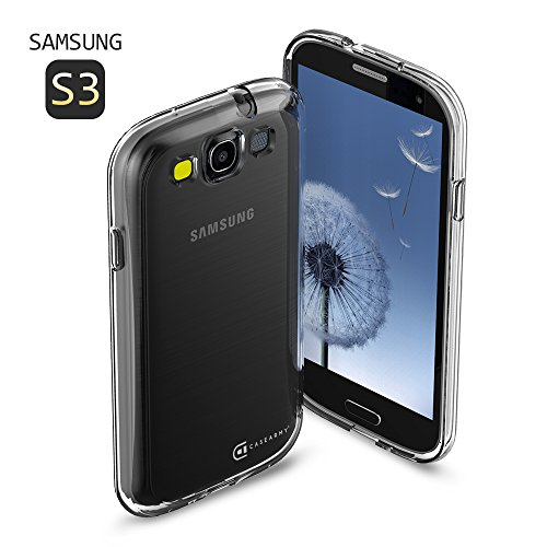Samsung Galaxy S3 Case, Case Army Scratch-Resistant Slim Clear Case for Samsung Galaxy S3 | S III | I9300 Silicone Case with TPU Bumper Rubber Cover Crystal Clear Case (Limited (Galaxy S Iii Cover compare prices)