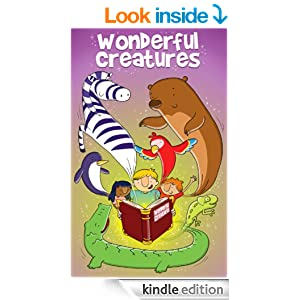 wonderful creatures a book for children age 5 6 7 8