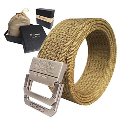 fairwin-military-style-nylon-web-belt-canvas-casual-belt-d-ring-buckle-adjustable-for-men-fit-waist-