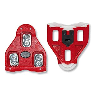 Look Delta Bi Material Cleat, Red