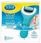 SCHOLL Velvet Smooth Wet/Dry R�pe Ele...