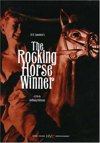 Cover art for  The Rocking Horse Winner