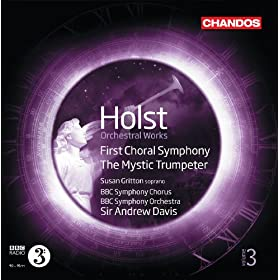Holst: Orchestral Works, Vol. 3