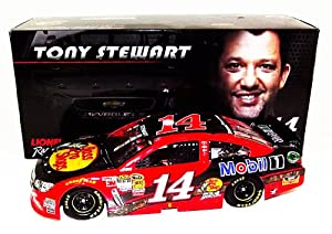 AUTOGRAPHED 2014 Tony Stewart #14 Bass Pro Shop Racing (New) Lionel 1 24 SIGNED... by Trackside Autographs
