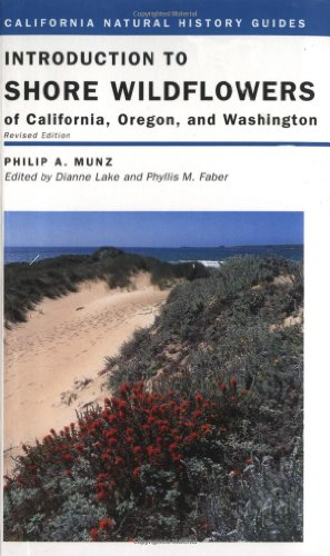 Introduction to Shore Wildflowers of California, Oregon, and Washington, Revised Edition PDF