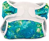 Bummis Swimmi Cloth Diapers, Turtles, Large (22-30 lbs)
