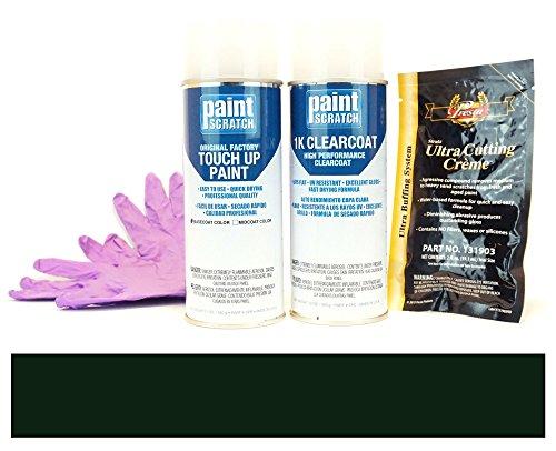 ebony ua m6373 touch up paint spray can kit by paintscratch origi. Black Bedroom Furniture Sets. Home Design Ideas
