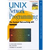 Unix Network Programming: Sockets Networking API v. 1 (Addison-Wesley Professional Computing)by W. Richard Stevens