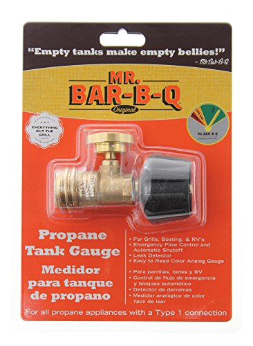 Mr. Bar-B-Q Propane Tank Level Gauge